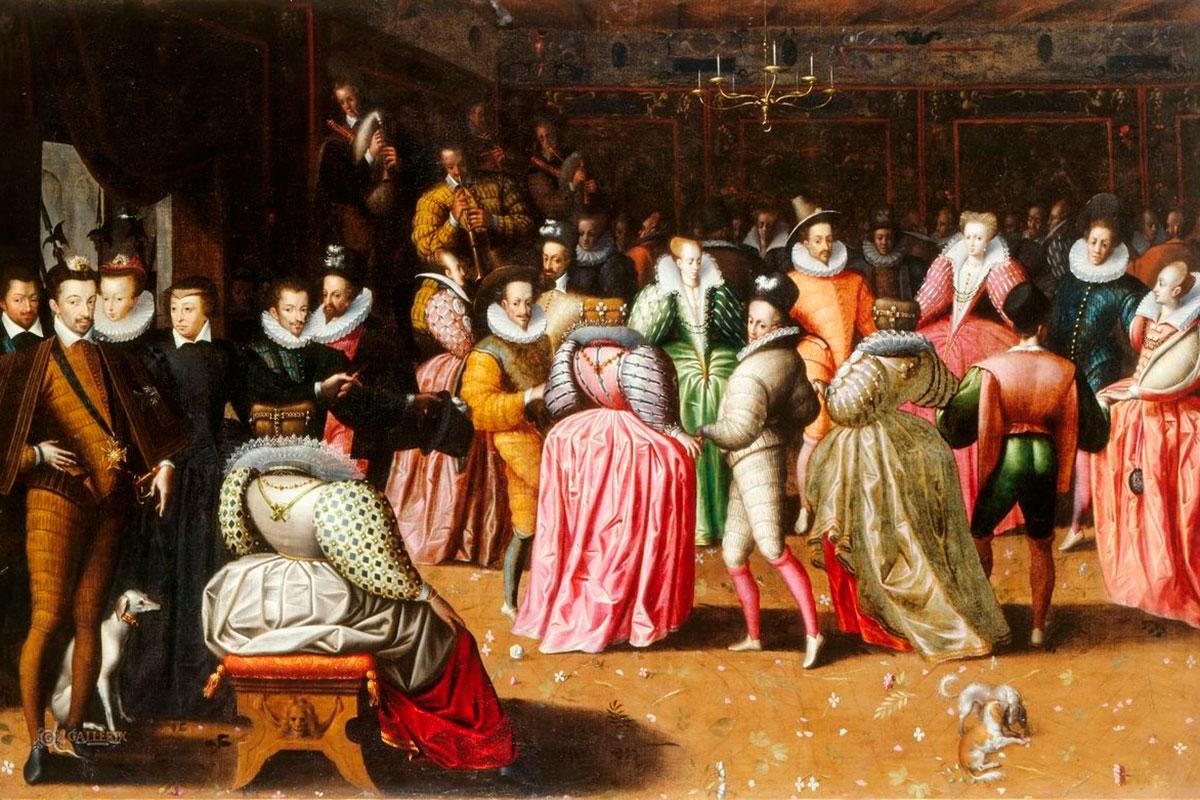История европейского этикета: необычные факты