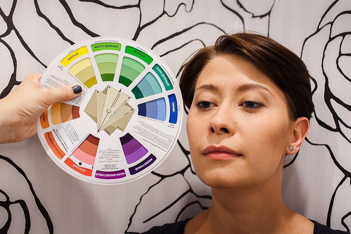 Что такое цветотипы внешности?